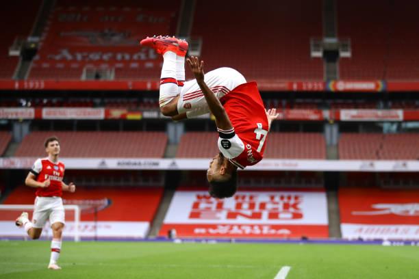 GBR: Arsenal FC v Norwich City - Premier League