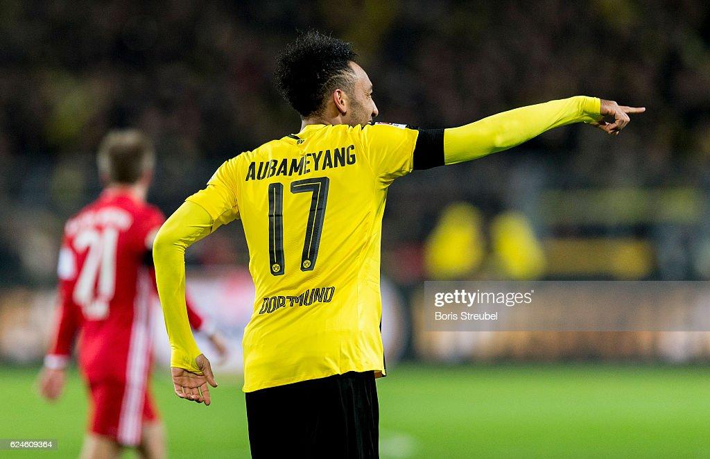 Borussia Dortmund v Bayern Muenchen - Bundesliga : News Photo