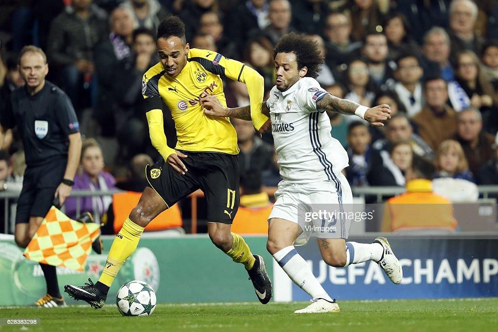 UEFA Champions League'Real Madrid v Borussia Dortmund' : News Photo