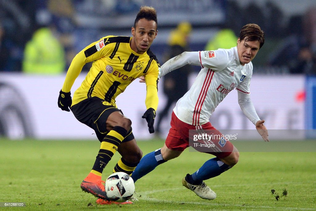 Hamburger SV v Borussia Dortmund - Bundesliga : News Photo
