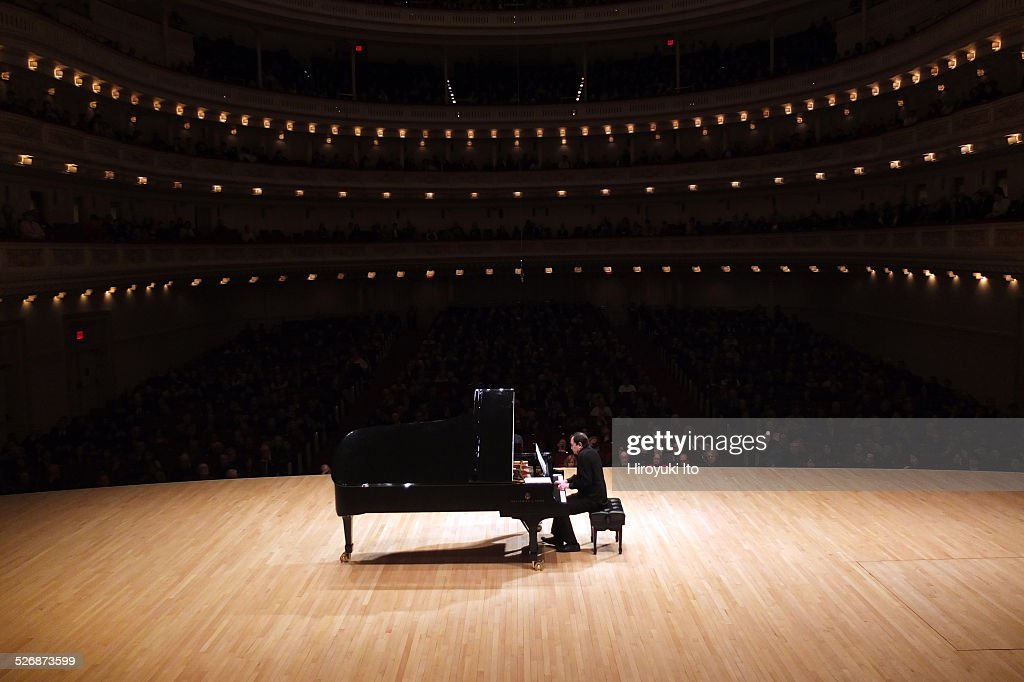 PierreLaurent Aimard performing Bach's 'The WellTempered Clavier' at Carnegie Hall on Thursday night November 13 2014
