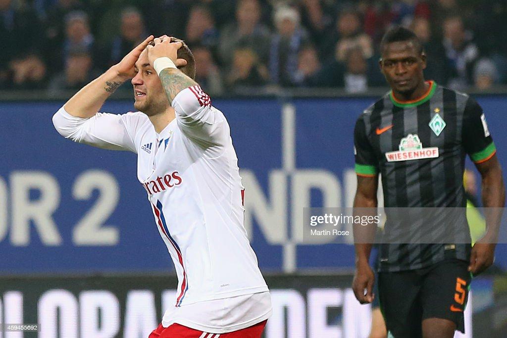 Hamburger SV v SV Werder Bremen - Bundesliga