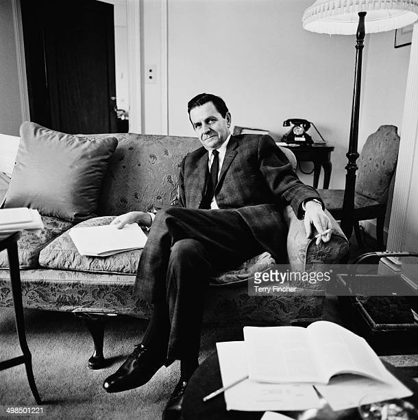 PierrePaul Schweitzer Managing Director and Chairman of the Executive Board of the International Monetary Fund 11th November 1964