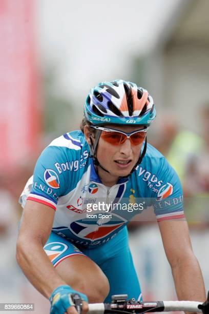 Pierrick FEDRIGO Bouygues Telecom Championnats de France 2007 Course en Ligne Elite Aurillac