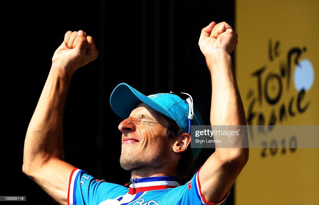 Le Tour 2010 - Stage Sixteen
