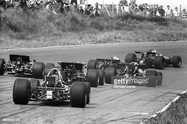 Piers Courage Jo Siffert JeanPierre Beltoise John Surtees Jackie Oliver Silvio Moser BrabhamFord BT26A LotusFord 49B MatraFord MS80 BRM P138 BRM P133...