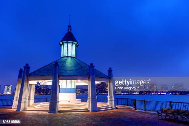 Piers Park Oost-Boston