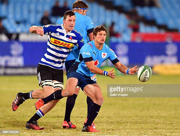Piet van Zyl of the Blue Bulls during the Currie Cup match between Vodacom Blue Bulls and DHL Western Province at Loftus Versveld on August 05 2016...