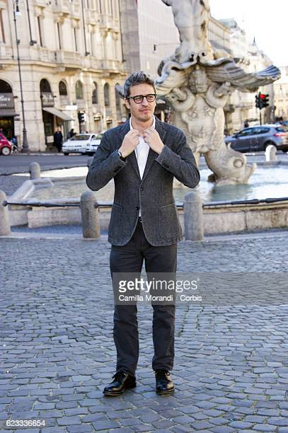 Pif attends a photocall for 'La Mafia Uccide Solo D'Estate' on November 15 2016 in Rome Italy