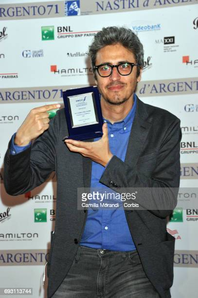 Pif attends the nominees presentation of Nastri D'Argento at Maxxi Museum on June 6 2017 in Rome Italy