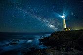Pigeon Point Light Station CA