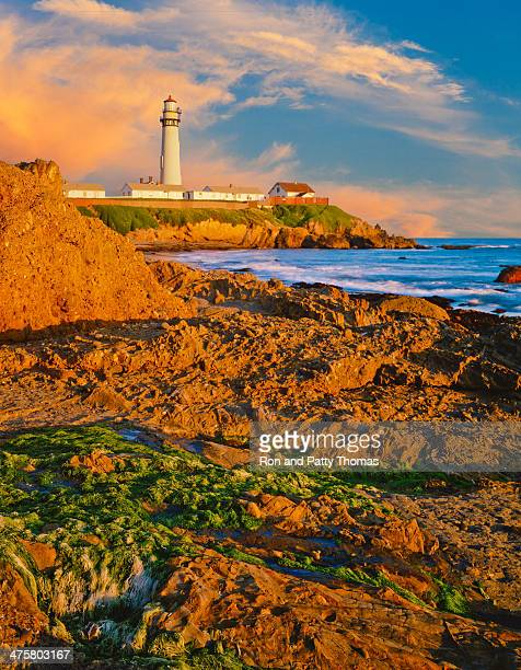 Pigeon Point Lighthouse, California  (P)