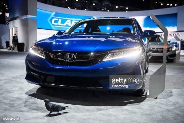 Honda accord stock fotos und bilder getty images for Honda motor company stock