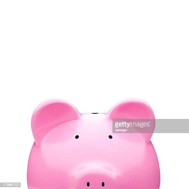 Sparschwein warten auf ihre Ersparnisse