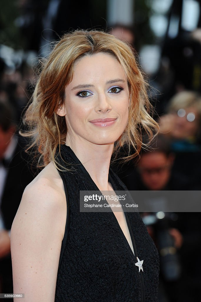 Pilar Lopez at the Premiere for 'You will meet a tall dark stranger' during the 63rd Cannes International Film Festival.