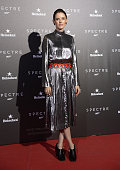 Pilar Lopez de Ayala attends the SPECTRE 007 Madrid Premiere at the Teatro Real on October 28 2015 in Madrid Spain