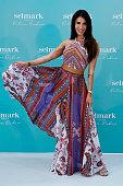 Pilar Rubio Presents Selmark new Collection In Madrid