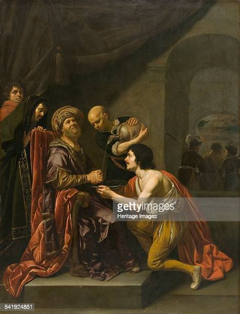 Pilate washing his hands' 16271671 Artist Jan Van Bijlert