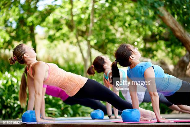 Pilates boosts your flexibility and strengthens your core