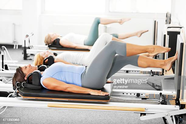 Pilates Machine.