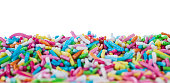 Pile of sprinkles