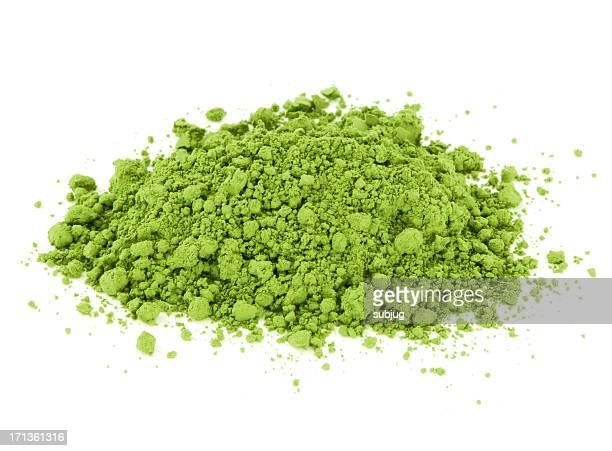 Matcha grünem Tee