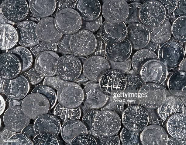 Pile of Dimes