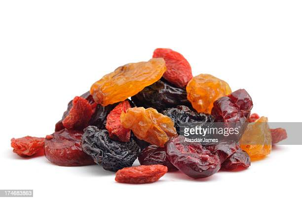 Pile of dried berries.