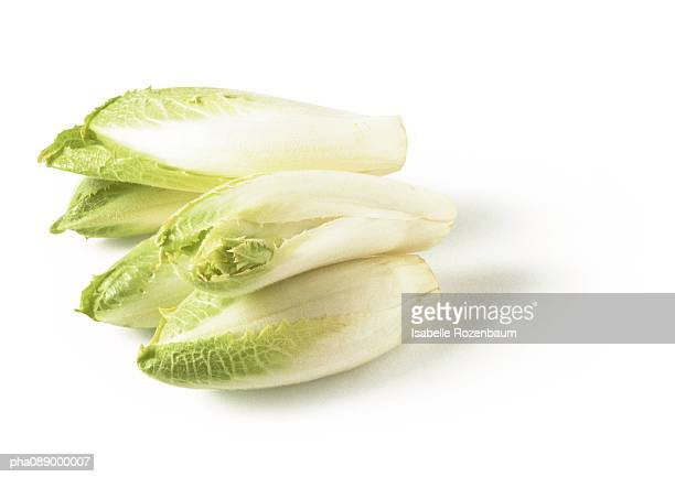 Pile of endive