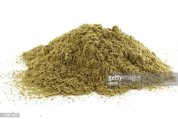 Haufen Boden Salbei