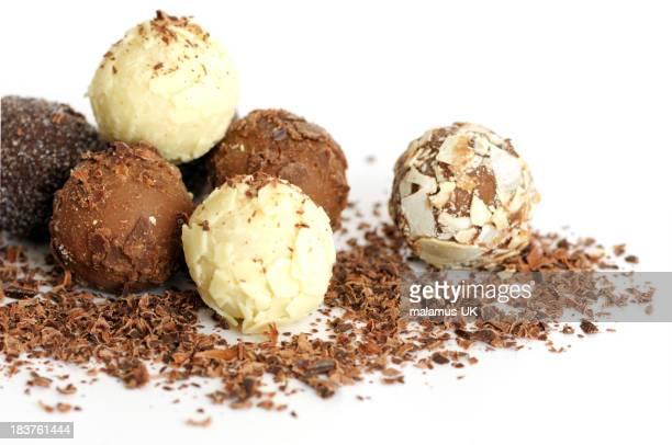 Trufas de Chocolate artesanal