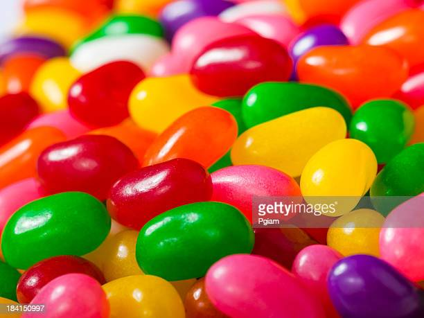 Pile of jelly beans