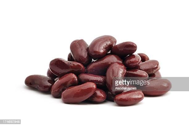 Pila de granos de riñón