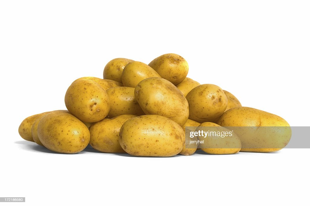 Pile of New Potatoes - Charlotte