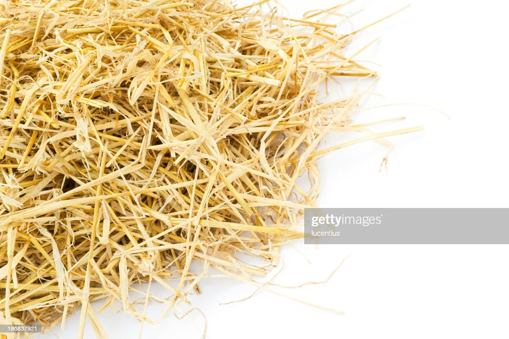 Pile of straw