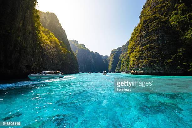 Pileh Lagoon in Phi Phi Islands