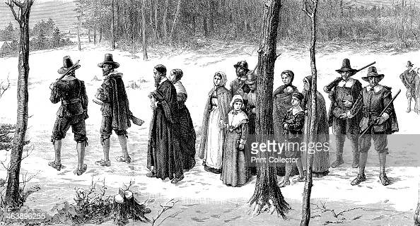 puritans in the wilderness In several of nathaniel hawthorne's tales, puritan new england  early puritans  to retreat to the wilderness of new england in hopes of.