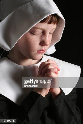 Pilgrim Giving Thanks