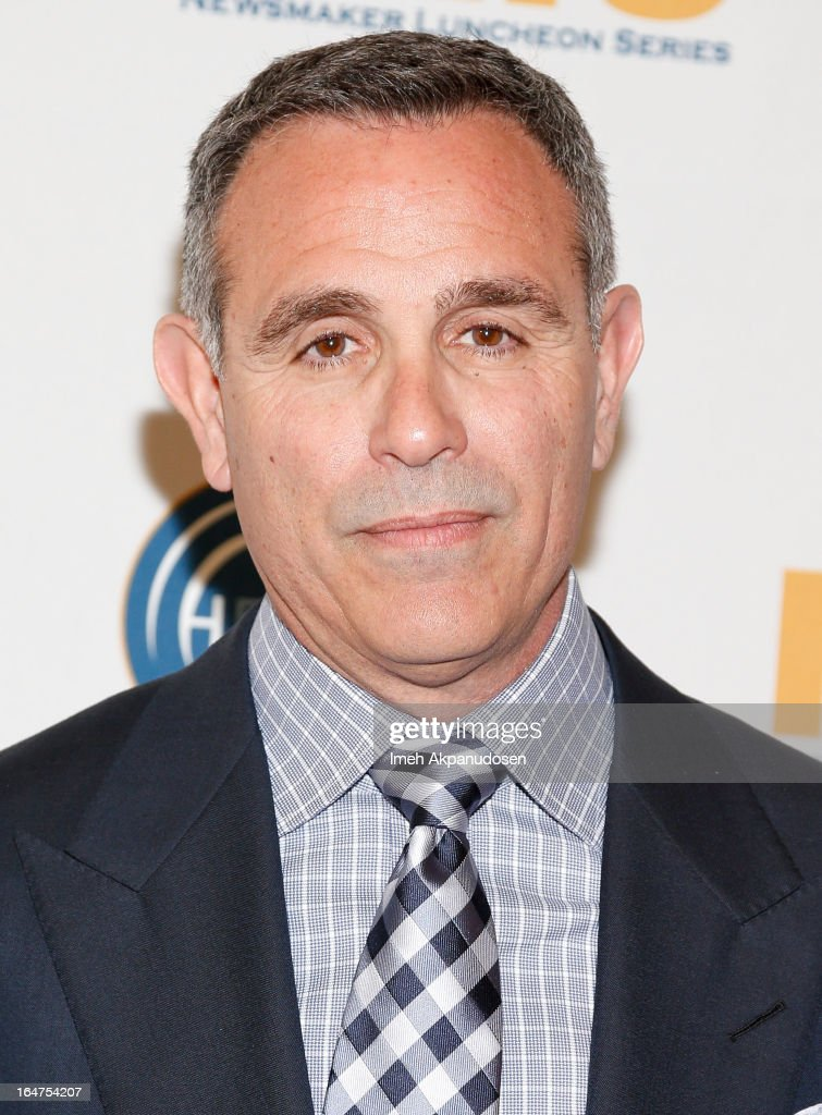 Pilgrim Studios CEO/President Craig Piligian attends the HRTS 'Non-Scripted Hitmakers' Luncheon Panel at The Beverly Hilton Hotel on March 27, 2013 in Beverly Hills, California.