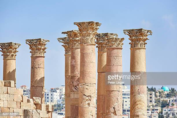 Pillars of the Temple of Zeus