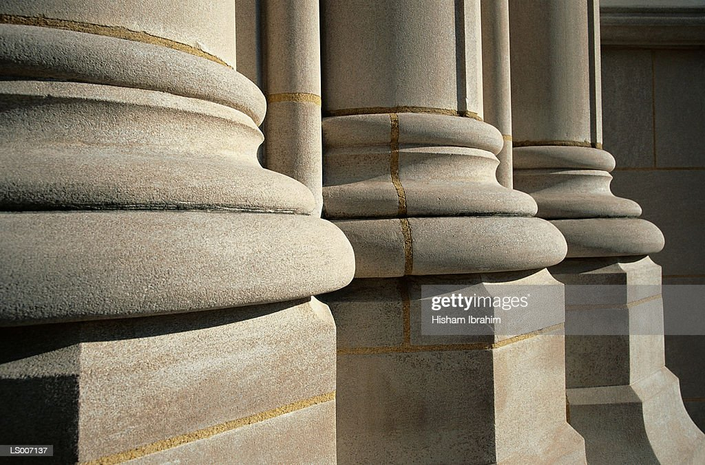 Pillars : Stock Photo