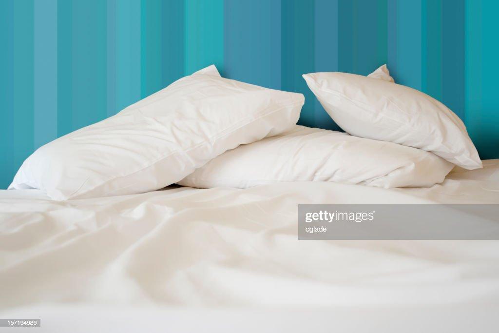 Pillows Sheets and Hip Wallpaper