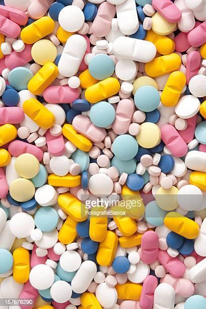 Pilules de fond
