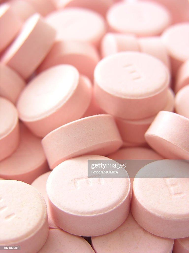 E Pills : Stock Photo
