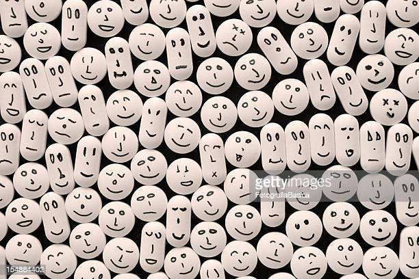 Tabletten Bevölkerung