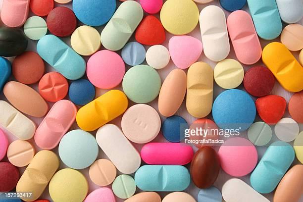 Pills variety