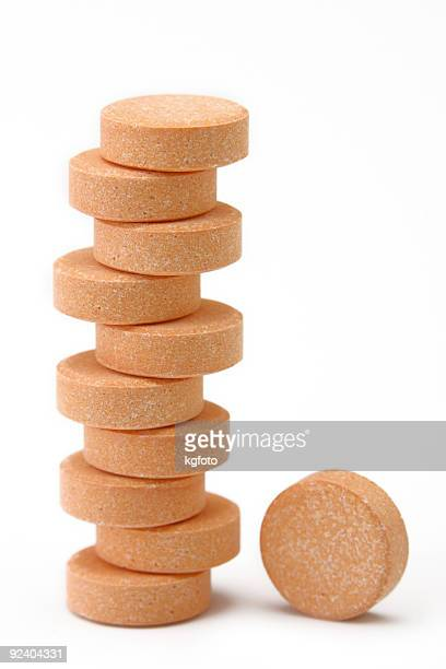 Pills, vitamin C