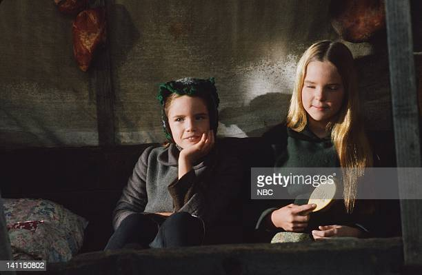 PRAIRIE 'Pilot' Aired Pictured Melissa Gilbert as Laura Elizabeth Ingalls Wilder Melisssa Sue Anderson as Mary Ingalls Kendall Photo by NBCU Photo...
