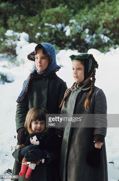 PRAIRIE 'Pilot' Aired Pictured Melisssa Sue Anderson as Mary Ingalls Kendall Melissa Gilbert as Laura Elizabeth Ingalls Wilder Lindsay or Sydney...