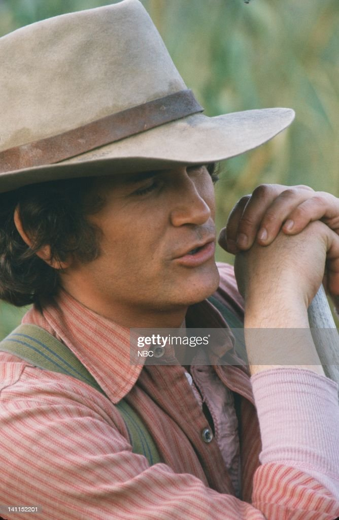 PRAIRIE -- 'Pilot' -- Aired -- Pictured: <a gi-track='captionPersonalityLinkClicked' href=/galleries/search?phrase=Michael+Landon&family=editorial&specificpeople=228407 ng-click='$event.stopPropagation()'>Michael Landon</a> as Charles Philip Ingalls -- Photo by: NBCU Photo Bank